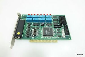 Adlink Pci 7250 Rev a3 8 ch Relay Outputs 8 ch Isolated Di Pcb i e 450 6bx2