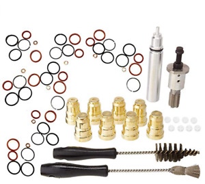 94 03 7 3l Ford Powerstroke Injector Sleeve Cup Removal Tool Install Kit W B