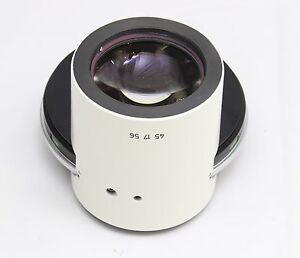 Zeiss Inverted Microscope 0 3 Phase Contrast Condenser Axiovert 100 135 451756