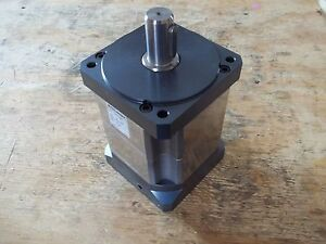 New Parker Bayside Px115 003 Helical Inline Reduction Gear Head Ratio 3 1