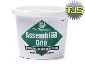 lubegard Green Transmision Rebuild Assembly Lube Grease dr tranny Assemblee Goo