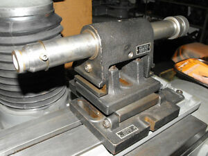 Weldon Model 200 Sliding Spindle Precision Workhead