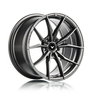 18 Vorsteiner V Ff 108 Forged Graphite Wheels Rims Fits Bmw 220i 228i 235i