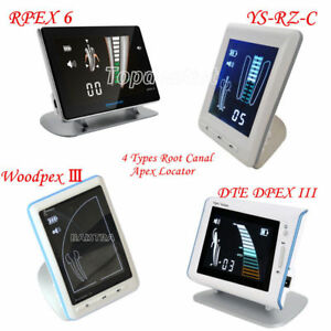 4 5 Lcd Woodpecker dte Dental Endodontic Root Canal Apex Locator
