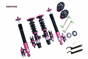 Megan Racing Spec rs Coilovers Lowering Coils For 2002 2007 Subaru Impreza Wrx