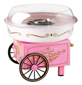 New Commercial Cotton Candy Machine Maker Kids Party Carnival Sugar Free Home