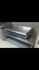 48 Star Max Gas Griddle