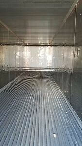 40 Hc Working Refrigerated Container Houston Tx