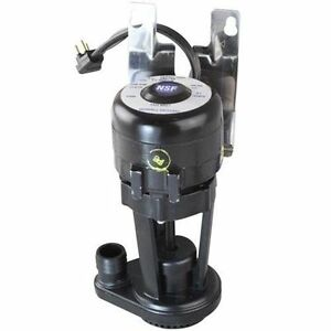 New Water Pump Compatible With Manitowoc Ice Maker 7626013 Man7626013 230v