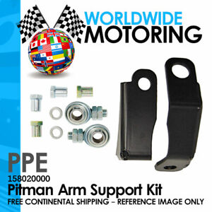 Pitman Idler Arm Support Kit Fits 01 10 Gm 2500 3500 Hd Trucks Ppe 158020000