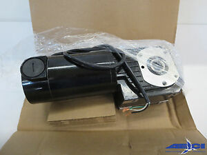Bodine Electric Co Model 7064 33a gb Dc Right Angle Hollow Shaft Gearmotor