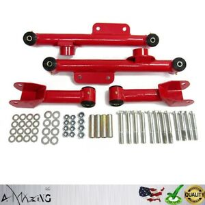 Ford Mustang Upper Lower Rear Control Arms Set Great Quality Best Price New