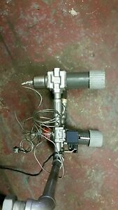 Used Dry Cleaning Machine Rifigeration Valves