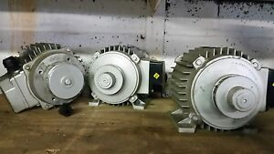 Drycleaning Machine Motor