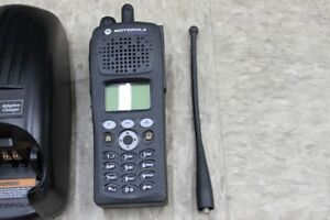 uhf Motorola Astro Xts 2500 Model Iii Two Way Radio
