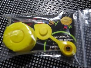 Blitz Gas Can Yellow Spout Cap free Yellow Vent Cap Replaces Original Perfectly