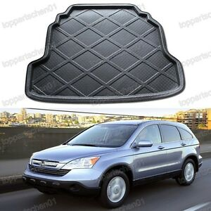 New Boot Liner Cargo Tray Trunk Protector For Honda Crv 2006 2008