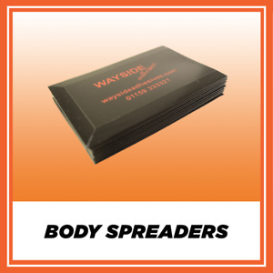 Pack Of 10 Body Filler Spreaders Free Postage