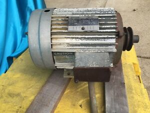 7 5 Hp Lincoln Electric Motor Three Phase