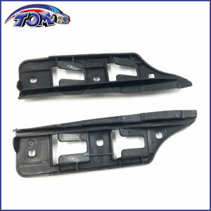 New Pair Of Front Bumper Guide Brackets For Vw Gti Rabbit Jetta Mk5