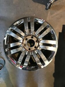 2007 2008 2009 2010 2011 2012 2013 Lincoln Navigator Oem 20 Wheel Rim 3651a H4