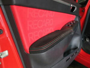 Jdm Full Red Recaro Fabric Seat Cloth Racing Seats Cover Interior Cloth 1m1 6m