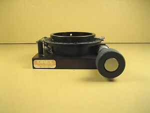 Oriel Rotation Stage 1 1 2 Id Base 3 1 2 l X 3 w Mitutoyo Micrometer