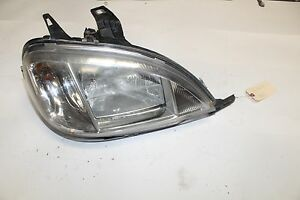 2000 2003 W163 Mercedes Ml55 Passenger Right Xenon Headlight Headlamp A153
