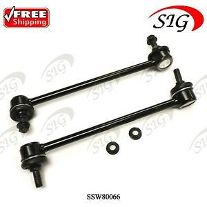 2pcs Suspension Jpn Front Sway Bar Stabilizer Link Kit Fits Ford Focus 2000 2011