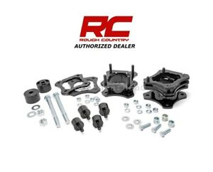 2007 2017 Toyota Tundra 4wd 2 5 3 Rough Country Front Leveling Lift Kit 870