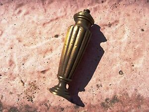 Authentic Antique Collectible Copper Brass Stamper With Logo On It Unique Item