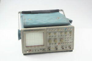 Tektronix 2432a 300mhz 2 channel 250ms s Digital Oscilloscope