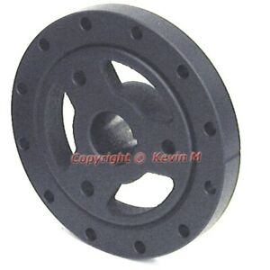 New Stock Style 6 Diameter Harmonic Balancer Sb Chevy 350 327 305 283 265 262