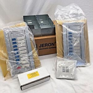 nos Jeron Electronic Systems Pro alert 450 System Possibly Incomplete