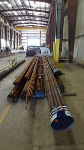 2 Od X 203 Seamless Tubing Tube Asme astm 516 Feet