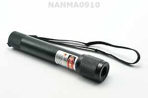 Focusable 980nm Ir Infra red Laser Pointer pen Torch Type Flashlight