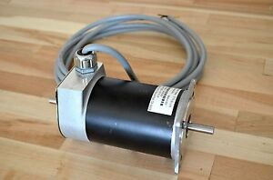New Parker Compumotor Rs33b dfs10 Dual Shaft Nema34 Stepper Stepping Motor Cnc
