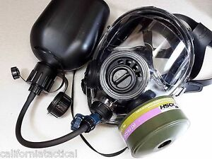 40mm Nato Gas Mask Sge Infinity W drink System Cbrn Filter Xd 6 2024 Small
