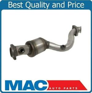 For 01 02 Mercedes Cl600 S600 Drivers Side Engine Pipe With Catalytic Converter