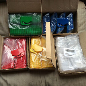 Wholesale Lot Box Of 1 000 Pc Of Sparco Plastic Letter Openers Colors Avail