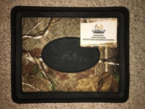 Realtree Outfitters Brand Camo Utility Mat New