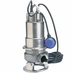 Honda Wsp50aa 110 Gpm 2 Submersible Trash Pump W Float Switch