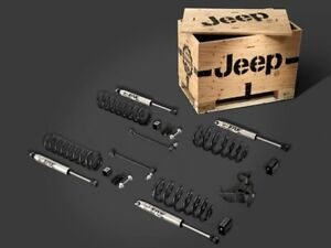2007 2011 Jeep Wrangler Mopar 2 Lift Kit With Fox Racing Shocks 77070094