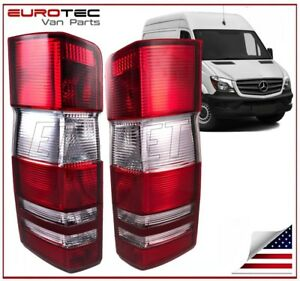Mercedes Sprinter 2500 2013 2014 2015 2016 Right Left Tail Light Taillights