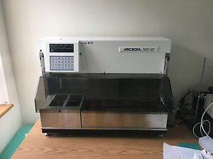 Microm Ms 50 Slide Stainer Working Condition