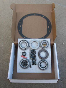 Gm 8 5 10 bolt Chevy Front Master Bearing Install Kit