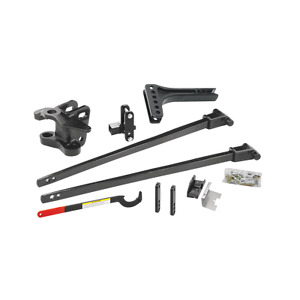 66151 Reese Sc 600 Lbs Trunnion Bar Weight Distribution Kit Sway Control