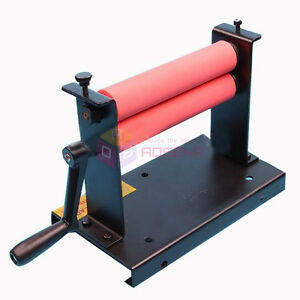Manual Cold Roll Laminating Machine Photo Vinyl Film Cold Mounting Laminator