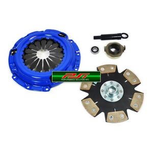 Psi Stage 4 Clutch Kit Fits 2001 2003 Mazda Protege 2 0l 4cyl Mazdaspeed Turbo