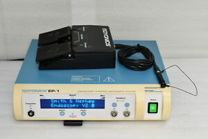 Dyonics Ep 1 Endoscopic Powered Instrument System Footswitch Ref 7205396